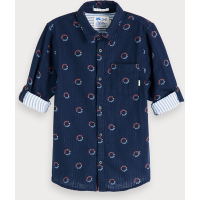 Scotch & Soda Bonded Shirt, Regular Fit