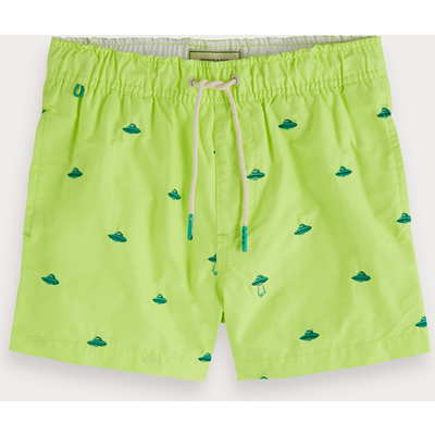 Scotch & Soda Badeshorts mit Stickerei