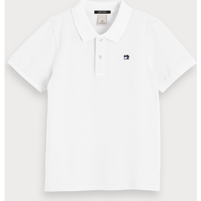 "Scotch & Soda ""Garment-Dye""-Poloshirt"