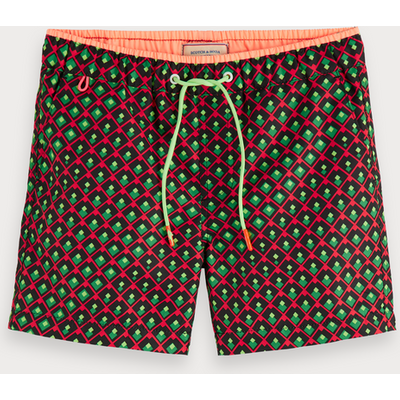 Scotch & Soda Badeshorts mit Print