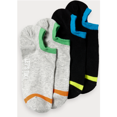 Scotch & Soda 2er-Pack Sneaker-Socken
