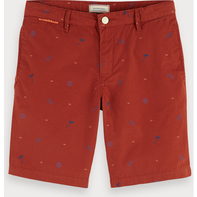 Scotch & Soda Chino-Shorts aus Baumwolle