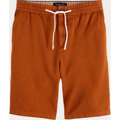Scotch & Soda Shorts aus Baumwollleinen