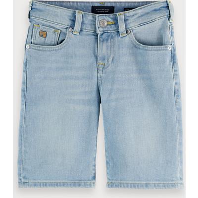 Scotch & Soda Strummer Shorts– Paint it Blauw
