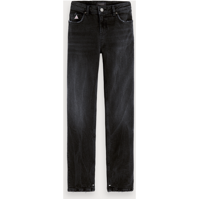 Scotch & Soda The Keeper – Better In Black, Mid Rise Slim Fit