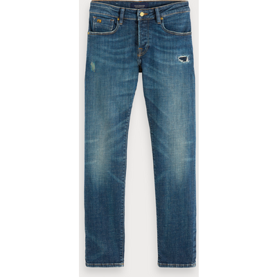 Scotch & Soda Ralston Plus – Brushstroke, Regular Slim Fit