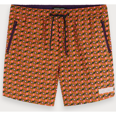 Scotch & Soda Badeshorts mit Allover-Print