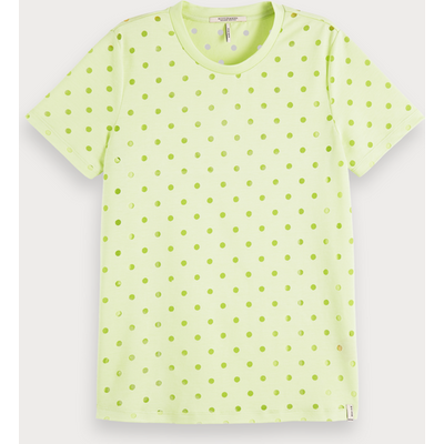Scotch & Soda Ausbrenner-T-Shirt