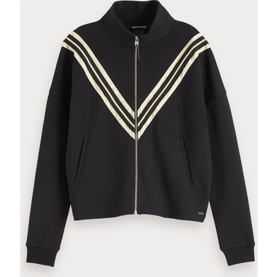 Scotch & Soda Trainingsjacke mit Tape
