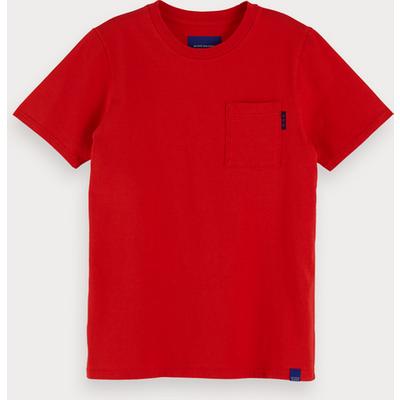 Scotch & Soda T-Shirt mit Brusttasche