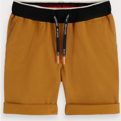 Scotch & Soda Shorts aus Baumwollstretch