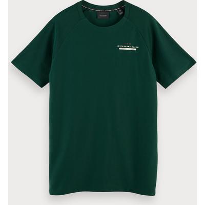 Scotch & Soda T-Shirt aus Baumwoll-Piqué