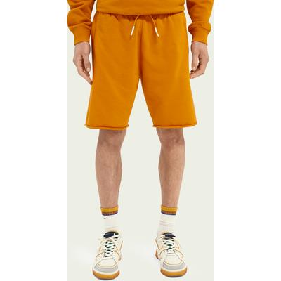 Scotch & Soda Klassische Felpa-Shorts aus Bio-Baumwolle   SCOTCH & SODA SALE
