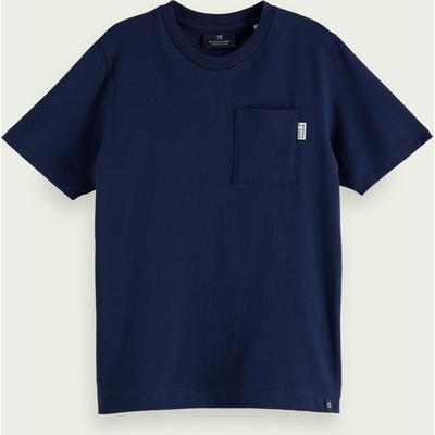Scotch & Soda Touch T-Shirt aus Bio-Baumwolle mit Brusttasche | SCOTCH & SODA SALE
