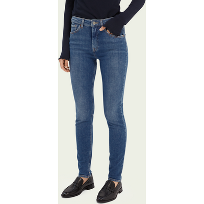 Scotch & Soda Haut Stretch-Jeans im Used-Look – Time After Time   SCOTCH & SODA SALE