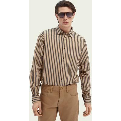 Scotch & Soda Gestreiftes Baumwoll-Shirt im Regular Fit | SCOTCH & SODA SALE
