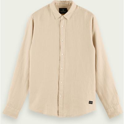 Scotch & Soda Linen dress shirt | SCOTCH & SODA SALE
