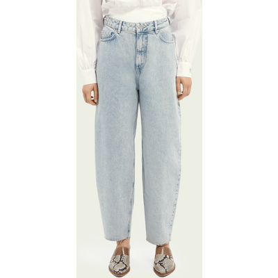 Scotch & Soda Balloon Fit Jeans aus Baumwolle– Crystalized In Time   SCOTCH & SODA SALE