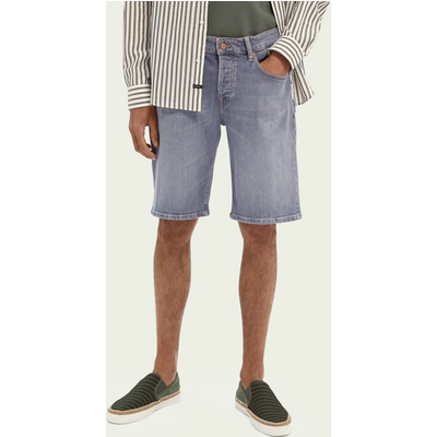 Scotch & Soda Ralston Shorts aus recycelter Baumwolle– Pop Of Smoke   SCOTCH & SODA SALE