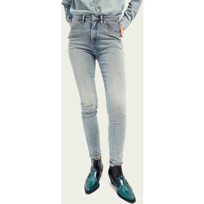 Scotch & Soda Haut High-Rise Skinny Jeans– Showcase   SCOTCH & SODA SALE