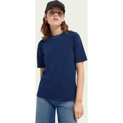 Scotch & Soda Kurzärmliges T-Shirt aus Baumwolle | SCOTCH & SODA SALE