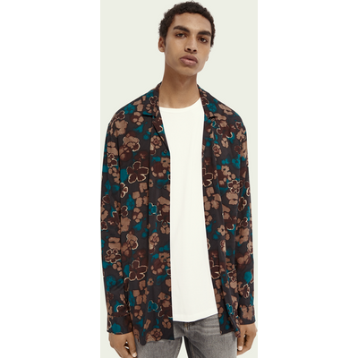 Scotch & Soda Hawaii-Shirt mit Print | SCOTCH & SODA SALE