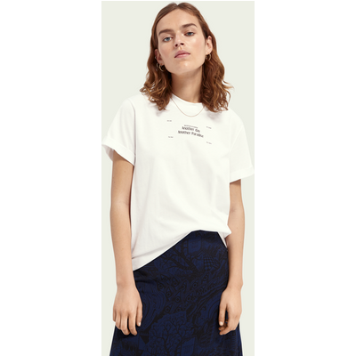Scotch & Soda Grafik-T-Shirt im Relaxed Fit | SCOTCH & SODA SALE