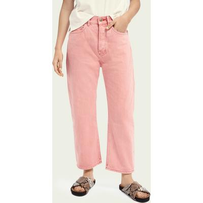 Scotch & Soda Extra Boyfriend Jeans– Magic Pink   SCOTCH & SODA SALE