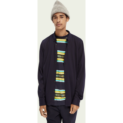 Scotch & Soda Gestricktes Jersey-Shirt | SCOTCH & SODA SALE