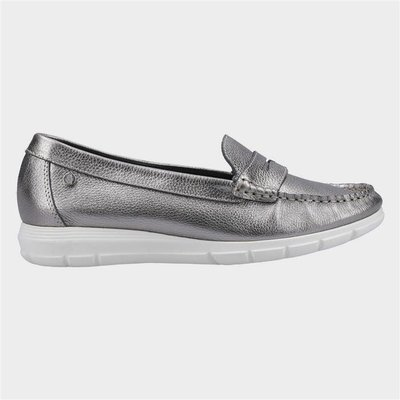 Hush Puppies Paige Slip On Loafer in Metallic
