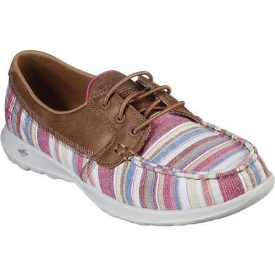 Skechers Gowalk Lite Beachside in Multi-Coloured