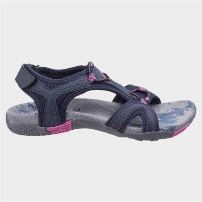 Cotswold Womens Cerney Sandal in Blue