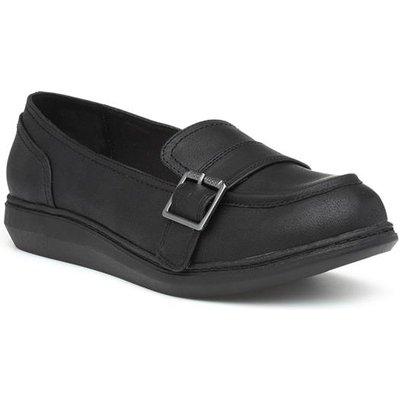 Rocket Dog Marez Womens Black Slip On Loafer