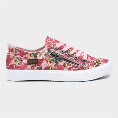 Blowfish Malibu Coyote Womens Pink Floral Canvas