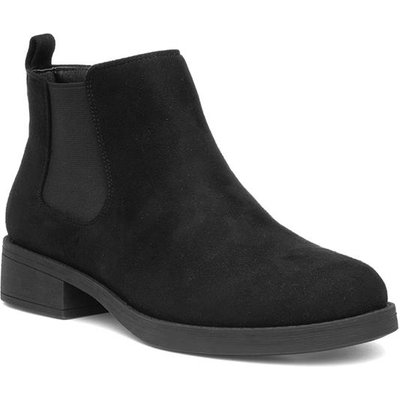 Lilley Womens Black Chelsea Boot