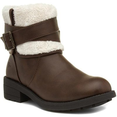 Rocket Dog Trepp Womens Brown Ankle Boot