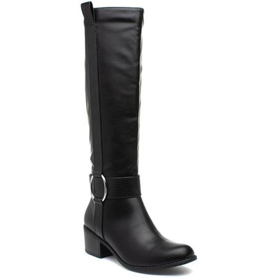 Lilley And Skinner Womens Black Knee High Boot