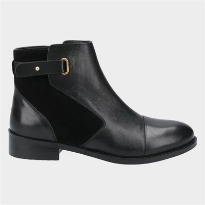 Hush Puppies Womens Hollie in Black