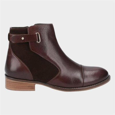 Hush Puppies Womens Hollie in Brown