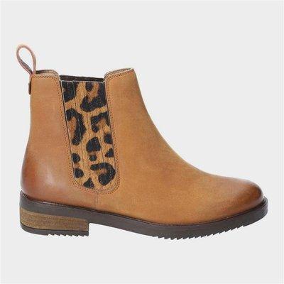 Hush Puppies Stella Ladies Leather Chelsea Boot