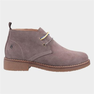 Hush Puppies Marie Womens Ankle Boot in Taupe