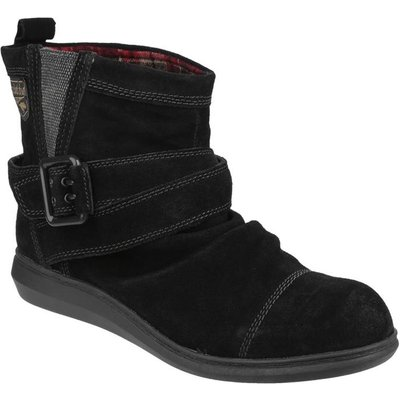 Rocket Dog Womens Mint Pull On Boot in Black