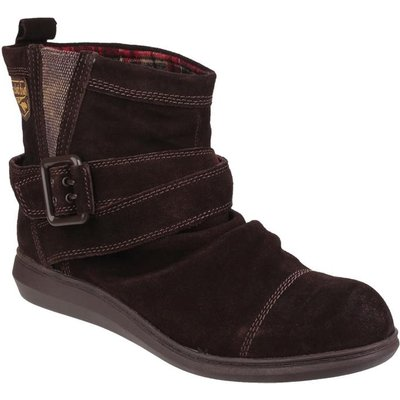 Rocket Dog Womens Mint Pull On Boot in Brown