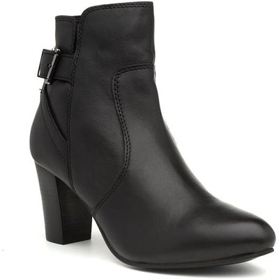 Comfort Plus Lydia Womens Wide Fit Leather Boot