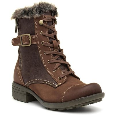 Earth Spirit Wexford Womens Brown Leather Boot