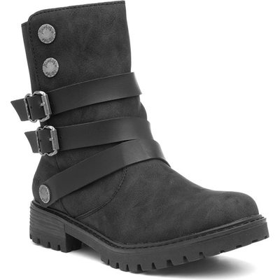 Blowfish Malibu Radiki Womens Black Ankle Boot
