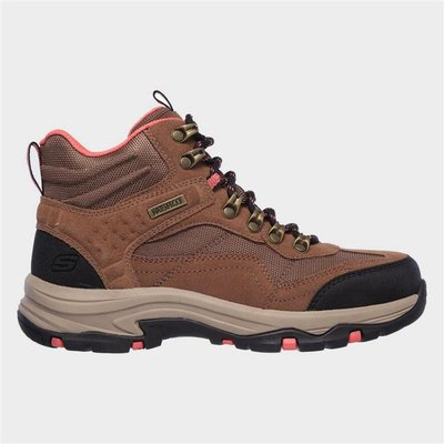 Skechers Trego Base Camp Womens Boot in Tan