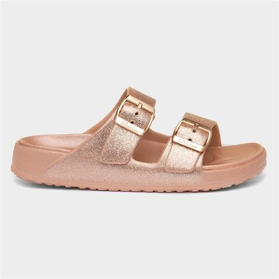 Skechers Cali Breeze Shimmering Sands Womens Mule