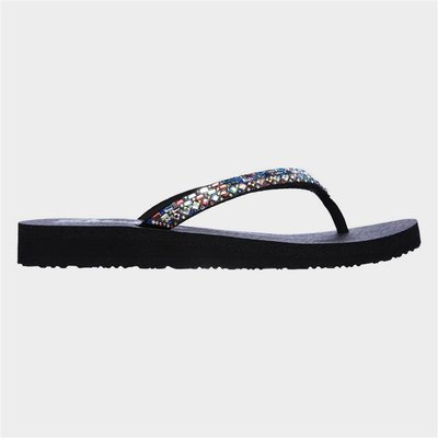 Skechers Meditation Shine Away in Black
