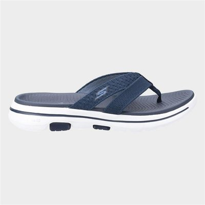 Skechers Gowalk 5 Sun Kiss in Blue